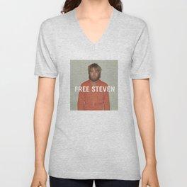 Free Steven Unisex V-Neck