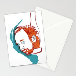 Paul Giamatti - Miles - Sideways Stationery Cards