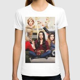 A Bad Moms Christmas 2017 Comedy A Bad Moms 2 Mila Kunis Amy Kathryn Hahn Christine Baranski Susan S T-shirt