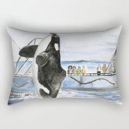 Marine Star Rectangular Pillow