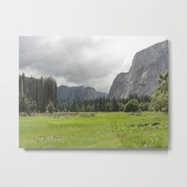 Yosemite Valley 13 Metal Print