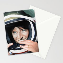 Sally Ride Stationery Cards