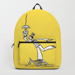 Catching an idea Backpack