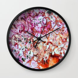 FLUID SEVEN Wall Clock