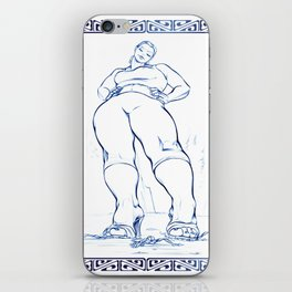Stomp Play iPhone Skin