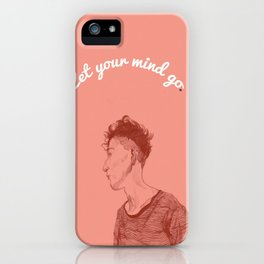 Let Your Mind Go(o) iPhone Case