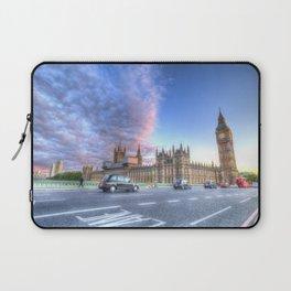 Westminster Bridge Early Evening Laptop Sleeve