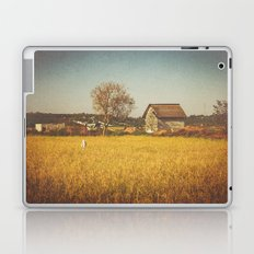 A Place to Rest after Harvest Laptop & iPad Skin