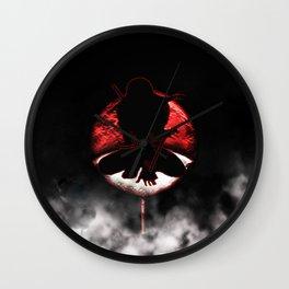 uciha itachi Wall Clock