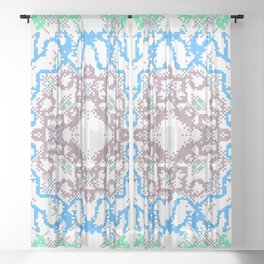 """CA Fantasy """"For Child"""" series #8 Sheer Curtain"""