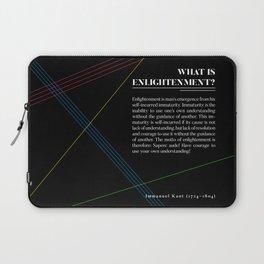 Philosophia I: What is Enlightenment? Laptop Sleeve