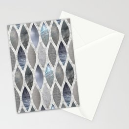 Metallic Armour Stationery Cards