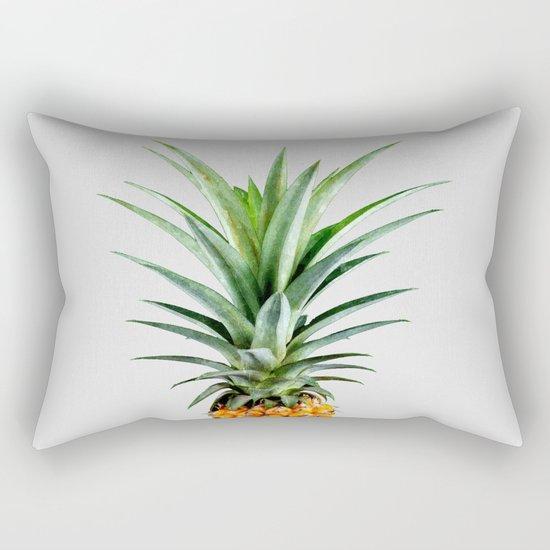 Pineapple V2 #society #buyart #artprints #decor Rectangular Pillow