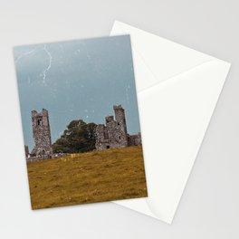 Slane Castle Ruins, Ireland Stationery Cards