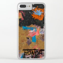 Honor 2 Clear iPhone Case