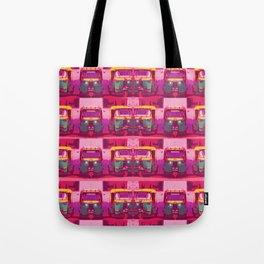 Rikshaw Tote Bag
