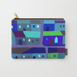 Tepito de Azul Carry-All Pouch