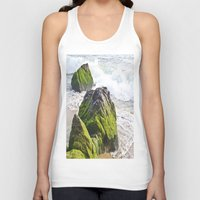 sublime Tank Tops featuring Sublime Slime by Kim Ramage