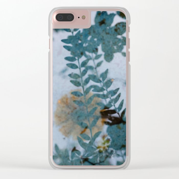 REFLECTIONS #1 #art #society6 Clear iPhone Case