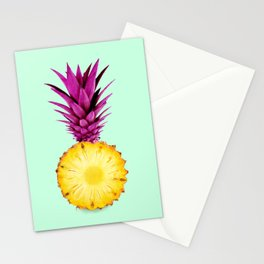 PINK PIÑA Stationery Cards