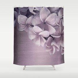 PLUMERIAS OMBRE II Shower Curtain