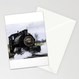 Steam Train Stationery Cards