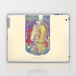 I Found You Laptop & iPad Skin