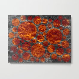red dwarf region Metal Print