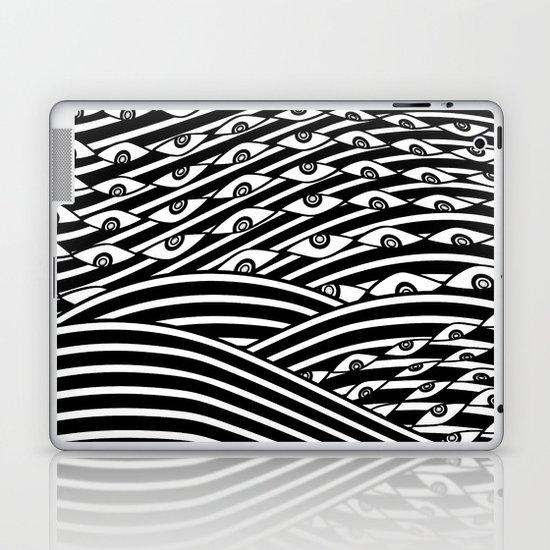 """""""Amok"""" by Drew Litowitz Laptop & iPad Skin"""