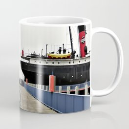Soo City Dock Coffee Mug