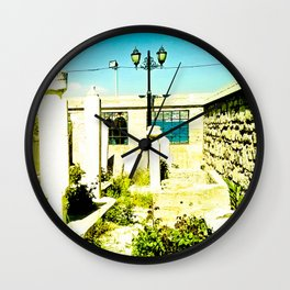 A very sacred place. Wall Clock