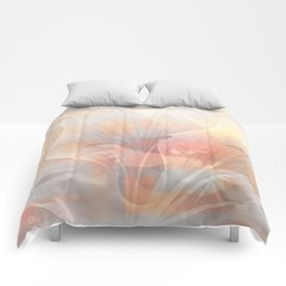 Floral Astract Comforters