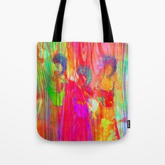 The three Graces  Tote Bag