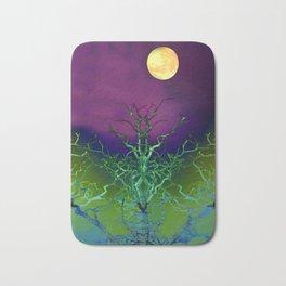 Moon Tree Bath Mat