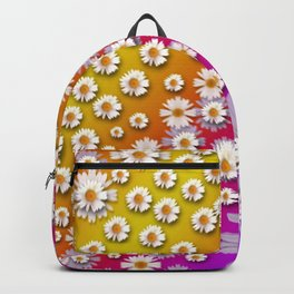 Falling flowers from heaven Backpack