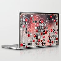 asian Laptop & iPad Skins featuring Asian Lake by Eva Nev