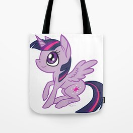 Twilight Sparkle Chibi Tote Bag