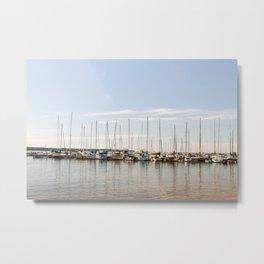 Sail Away Metal Print