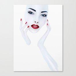 Milk 2 Canvas Print