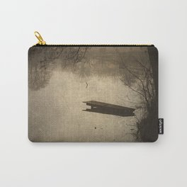 Mysterious Morning Carry-All Pouch
