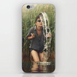 Ima Fountain iPhone Skin