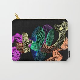 Feathered Serpent Carry-All Pouch