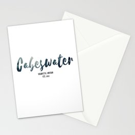 Cabeswater Stationery Cards