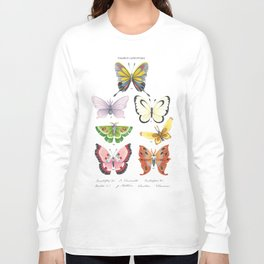 Butterfly Pokémon of the World Long Sleeve T-shirt
