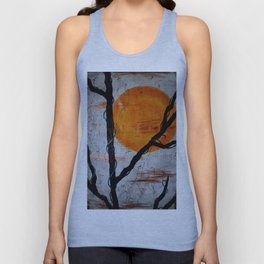 Sun Play Collage Unisex Tank Top