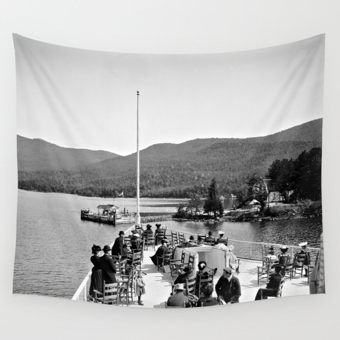 Huletts landing lake george