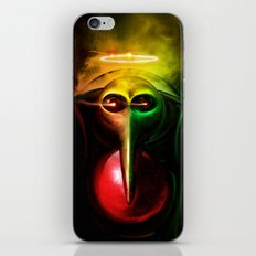 Sachiel the Risen. 3rd Angel of Evangelion Digital Painting iPhone & iPod Skin