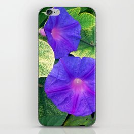 The nature is colorful iPhone Skin