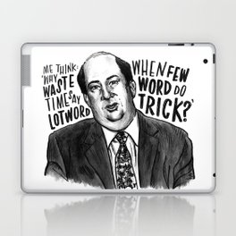 Kevin | Office Laptop & iPad Skin