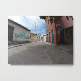 Itaparica Island, Bahia, Brazil Metal Print